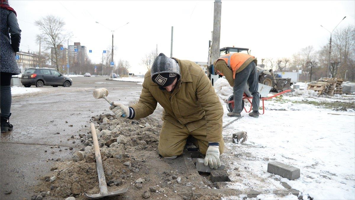 Пешеходов неоставят наобочине ремонтов