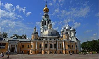 ВВологде откроют свой Воскресенский собор