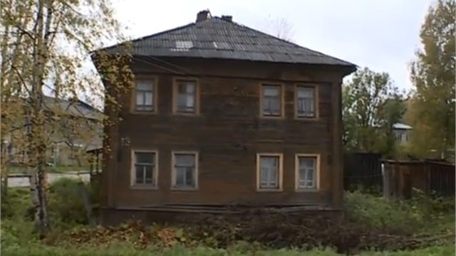 Женщине-ветерану в Вологодской области приходится жить в разваливающемся доме