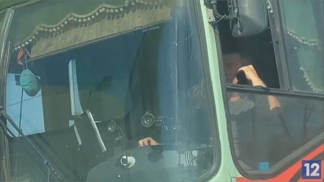 Скрытый контроль заавтобусами провели инспекторы технического надзора ГИБДД