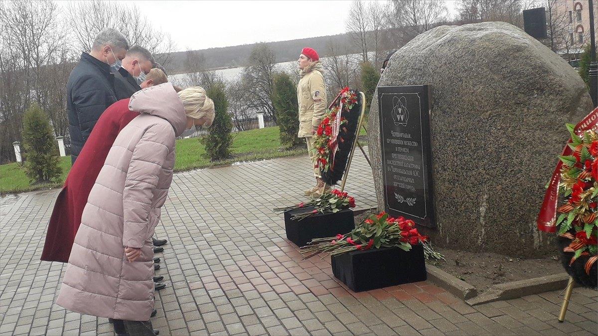 Память чернобыльцев почтили вЧереповце
