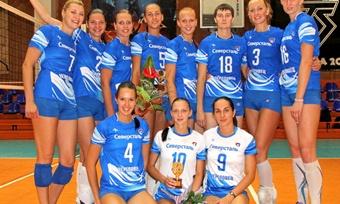 ВК«Северсталь»— серебряный призер международного турнира.