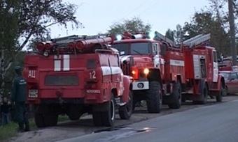 Пожарный парк Вологодчины обновился
