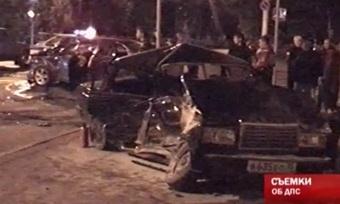 Таксист стал виновником страшной аварии вцентре Вологды