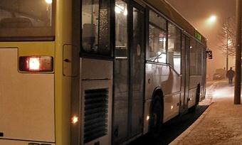 ВНовогоднюю ночь общественный транспорт будет работать вовсех районах Вологды