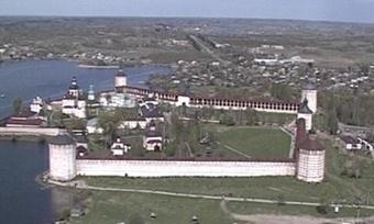 Кириллов— туристическая жемчужина Вологодчины