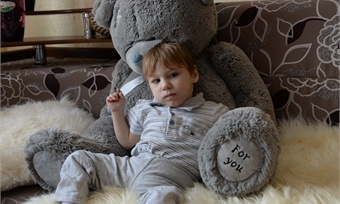 Родители Вани Колюгина просят опомощи