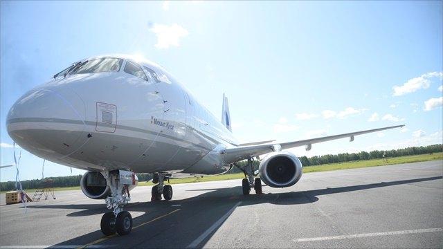 Самолетам авиапредприятия «Северсталь» дали имена героев