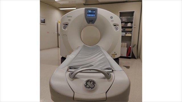 Компьютерный томограф прибыл вдетскую больницу