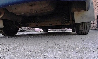 Заснул наасфальте ипопал под колёса