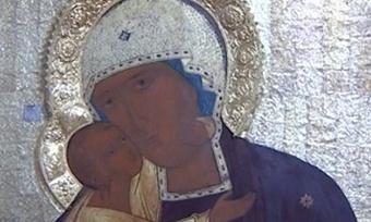 Икону XVI века увидели вологжане после четырехлетней реставрации