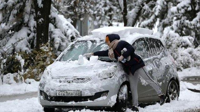 Как нужно заводить автомобиль вмороз?