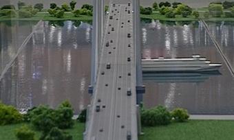 Новый мост вЧереповце профинансируют сразу изтрех источников
