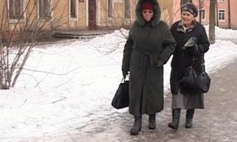 Отгололеда вЧереповце пострадали десятки горожан