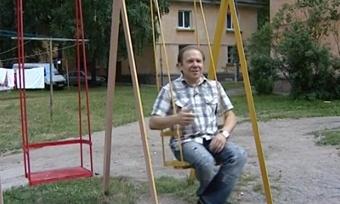 Владимир Девятов посетил родную Вологодчину