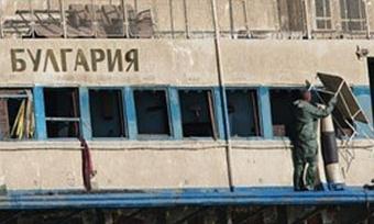 «Булгарию» будут утилизировать вЧереповце