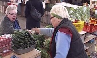Рассадник антисанитарии напродуктовом рынке