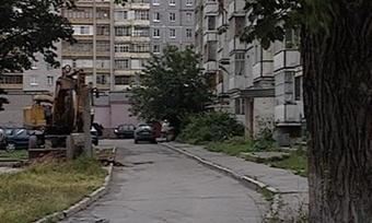 Время дворовых ремонтов настало вЧереповце