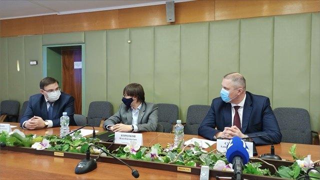 ЧФМК иЧереповецкий район договорились опартнерстве