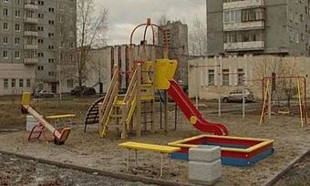 5детских площадок появились вЧереповце на«Народный бюджет»