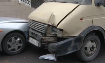 Повине незадачливого угонщика пострадало сразу пять машин вВологде