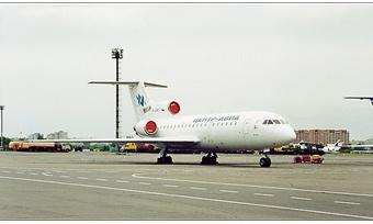 Названа настоящая причина крушения самолета Як-42с хоккеистами наборту