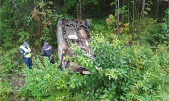 Пять человек пострадали ваварии вСокольском районе