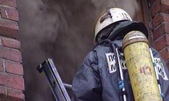 ВМеждуреченском районе едва несгорела школа