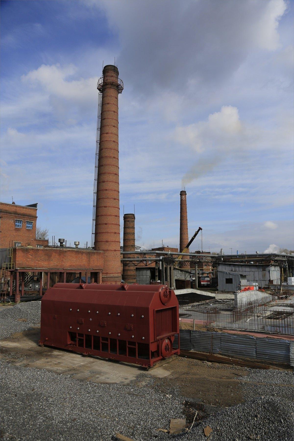 Древесные отходы ЧФМК будут перерабатываться