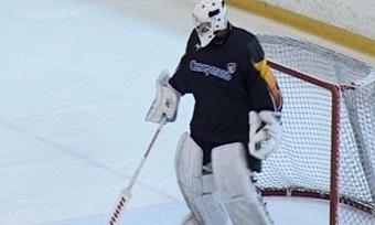 Хоккейная «Северсталь» вышла налед после отпуска