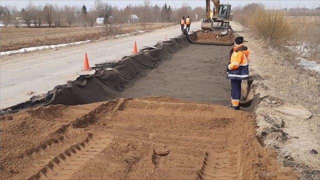 НаВологодчине стартовали работы понацпроекту «Безопасные качественные дороги» 2021