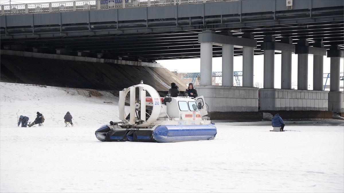 Рыбаки закрыли зимний сезон