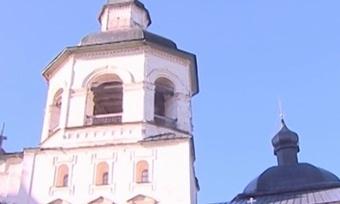 Полы сподогревом появятся вУспенском соборе Кирилло-Белозерского монастыря