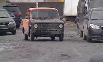ВЧереповце буксует программа утилизации старых автомобилей