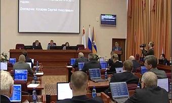 Состадионов накладбища: череповецкие парламентарии внесли изменение вбюджет на2016 год