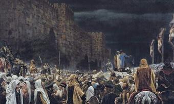 ВЛондоне нанеделе «Русских торгов» смолотка уйдет картина Верещагина