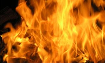 Пожилая семья вНикольском районе из-за пожара осталась без жилья