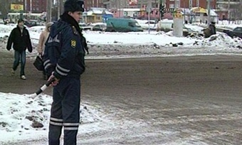 Вусиленном режиме до1декабря будут работать дорожные инспекторы Череповца