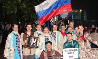 Череповчане стали лицом России