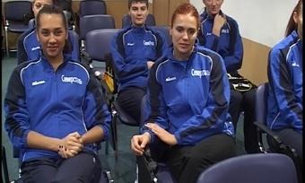 Череповецкие волейболистки получили задачу насезон инамерены ееперевыполнить