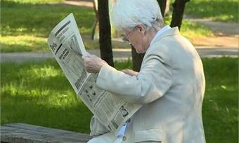 ВВологодской области сложно купить газету