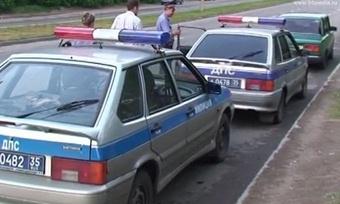ГИБДД Вологды иЧереповца нанеделю поменялись автоинспекторами