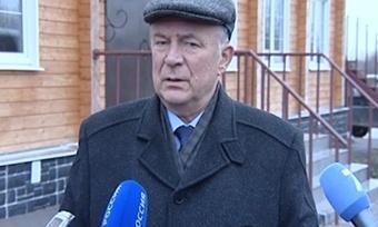 В.Позгалев: «Сокол должен стать примером для всей страны»