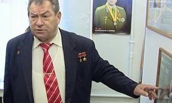 Герой Советского Союза ненашел своей фамилии всписках космонавтов вВологде