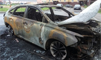 Расследование: почему вЧереповце горят машины?
