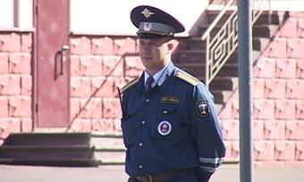 1сентября порядок начереповецких улицах поддерживали сотни полицейских