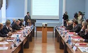 Будущее ЧГУ обсудили напервом заседании общественного совета