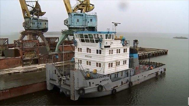 7судов счереповецким металлом отправились понаправлению кСанкт-Петербургу иВолге