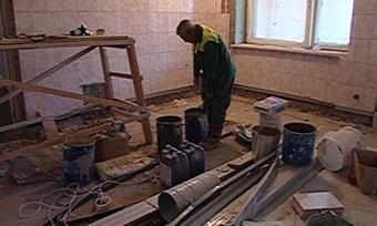 «Реанимация» медсанчасти «Северстали»: самый большой за30лет ремонт