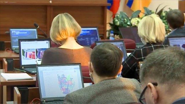 Депутаты городской Думы приняли бюджет Череповца наследующий год